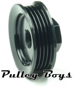 2.4 & 2.7 Liter TRD Keyed Pulley