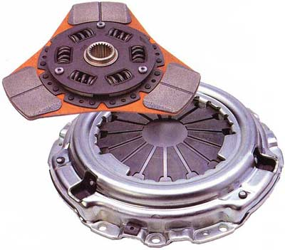 Nissan Frontier Exedy Stage 2 Clutch Kit