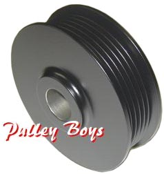 Eaton M90 Style Press Fit Pulley
