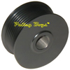 Eaton M112 Style Press Fit Pulley