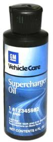Supercharger Oil