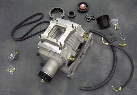 "Rx7 5"" Supercharger Kit"