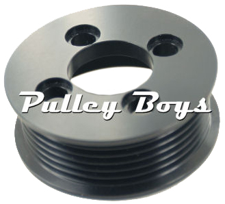 "GM Performance Style Stage 2 Modular 2.8"" Supercharger Pulley"