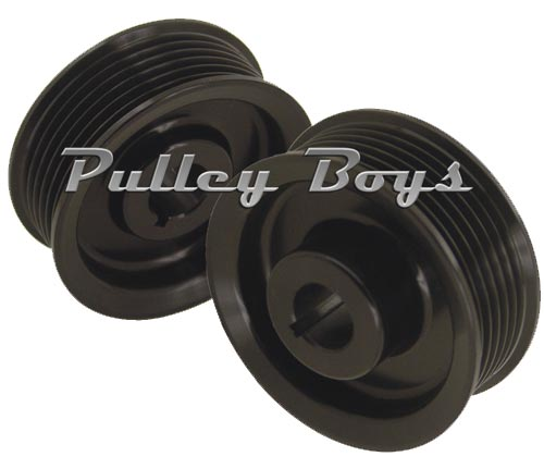 Magna Charger / Radix Side Shaft Drive Pulley