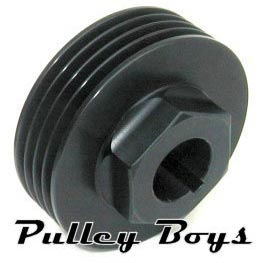 3.4 Liter TRD Keyed Pulley